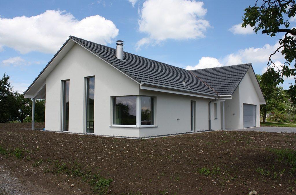 Neubau EFH Hosenruck