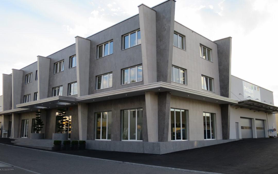 Neubau Gewerbezentrum Weid, Wilen