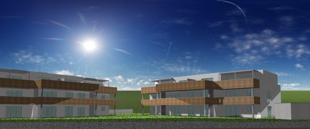 Neubau 2 MFH Wilen