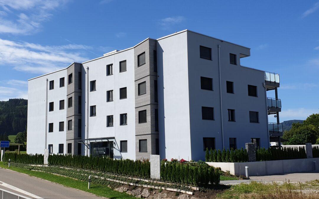 Neubau MFH Wallenwil